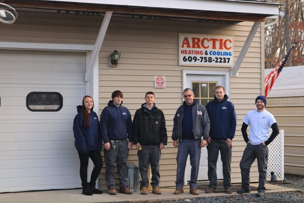 Arctic Heating & Cooling Service Techs and Installers